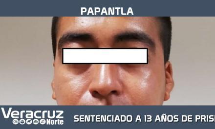 SENTENCIADO A 13 AÑOS DE PRISIÓN POR HOMICIDIO DOLOSO