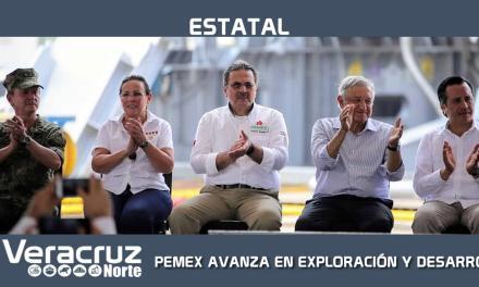 PEMEX AVANZA EN EXPLORACIÓN Y DESARROLLO