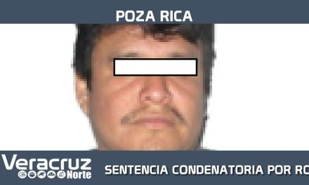 FGE OBTIENE SENTENCIA CONDENATORIA POR ROBO A COMERCIO