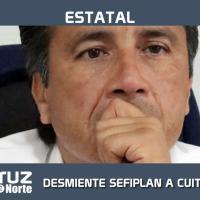 DESMIENTE SEFIPLAN A CUITLÁHUAC GARCÍA