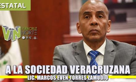 A la Sociedad Veracruzana