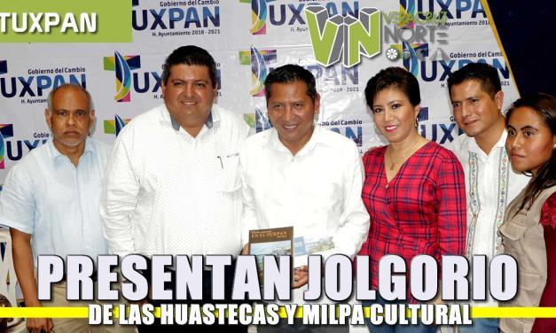 Presentan Milpa Cultural y Jolgorio de las Huastecas