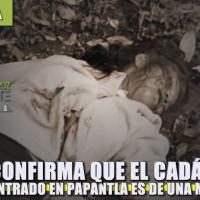 Asesinan a mujer en Papantla