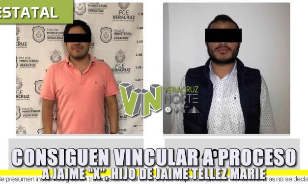 Consiguen vincular a Proceso a Jaime «X»