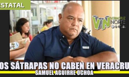 Los Sátrapas no caben en Veracruz