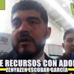 Desvio de Recursos con Adolfo Mota: Zenyazen