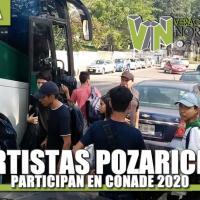 Deportistas Pozarricenses participan en juegos estatales, CONADE 2020