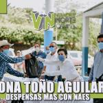 GESTIONA TOÑO AGUILAR 1000 DESPENSAS MÁS CON NAES
