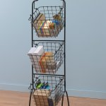 20 Ways To Use Wire Baskets At Your Home