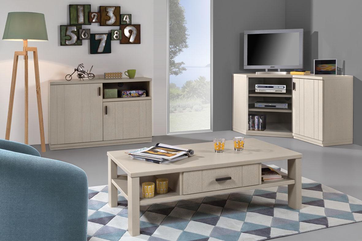 meuble d angle salon design