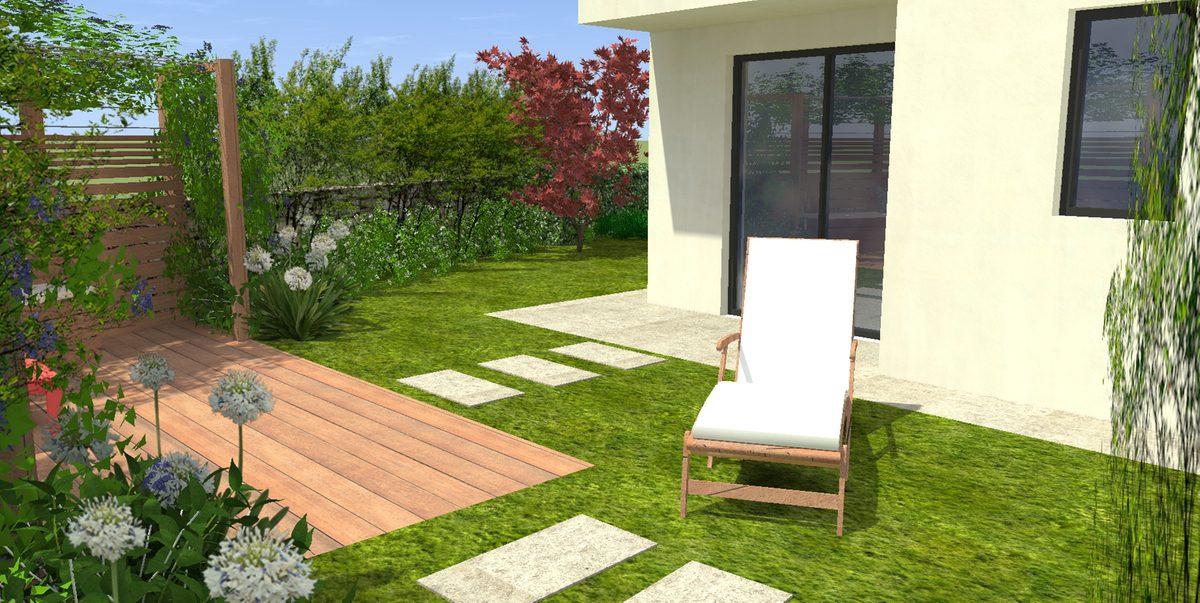 Terrasse jardin photo  verandastyledeviefr