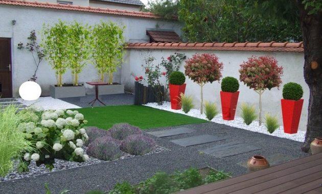 Terrasse avec jardin zen  verandastyledeviefr