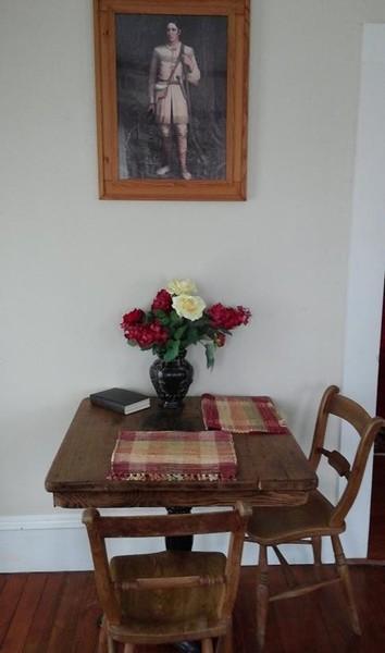 The Verandas Guest House Burnet TX  Crockett Suite