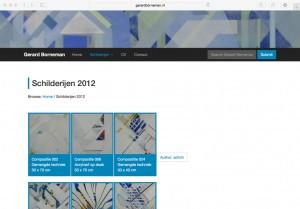 WebsiteGerardBorneman