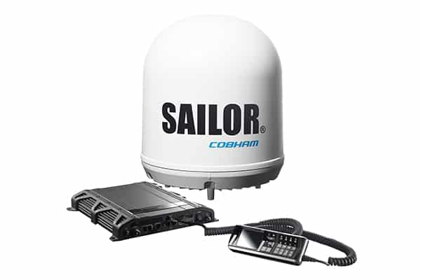 SAILOR 250 Fleet Broadband