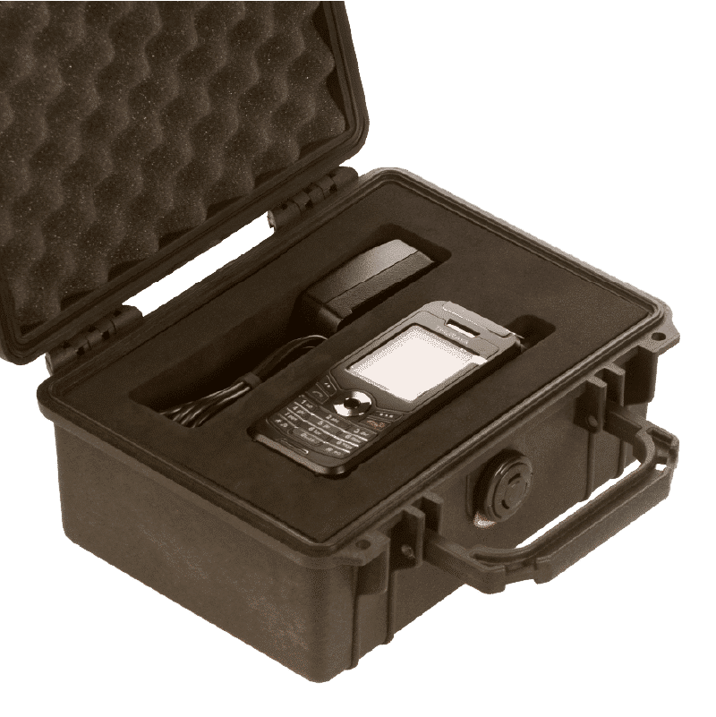Kit Thuraya XT et Peli 1150 Case