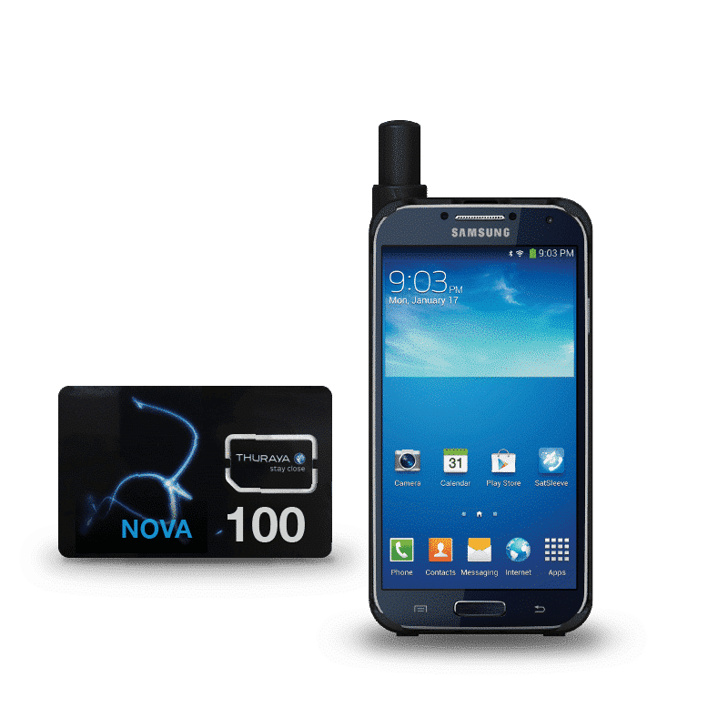 Packs Thuraya SatSleeve+