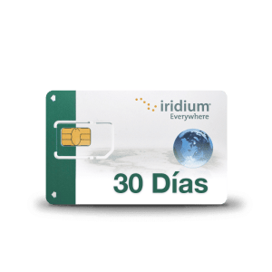 Iridium everywhere 30