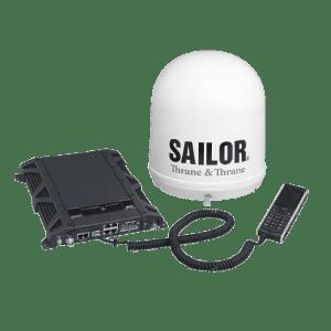Inmarsat Sailor 250 Fleet Broadband