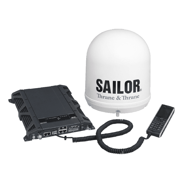 Internet Marítimo SAILOR 150 FleetBroadband