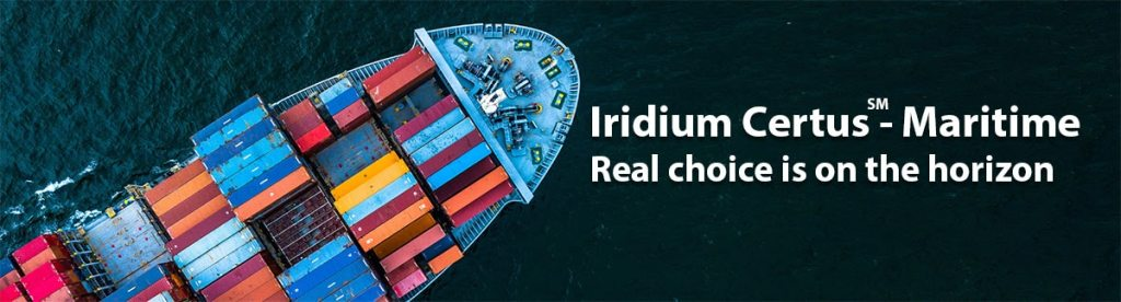 Iridium Certus equipment