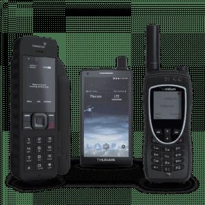 Telefonos via Satélite