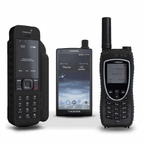 Telefonos Satelitales