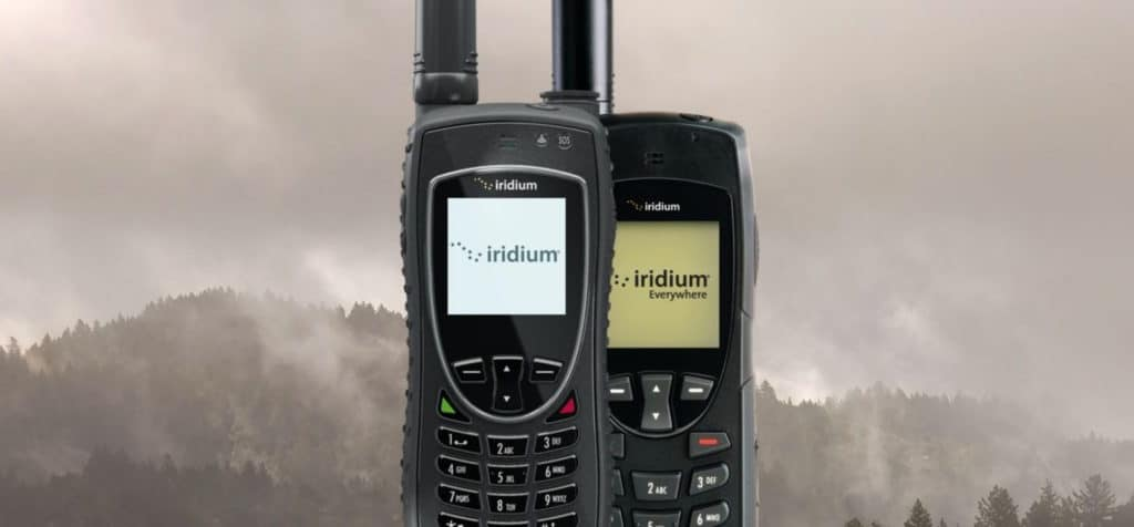 What is a satellite phone?