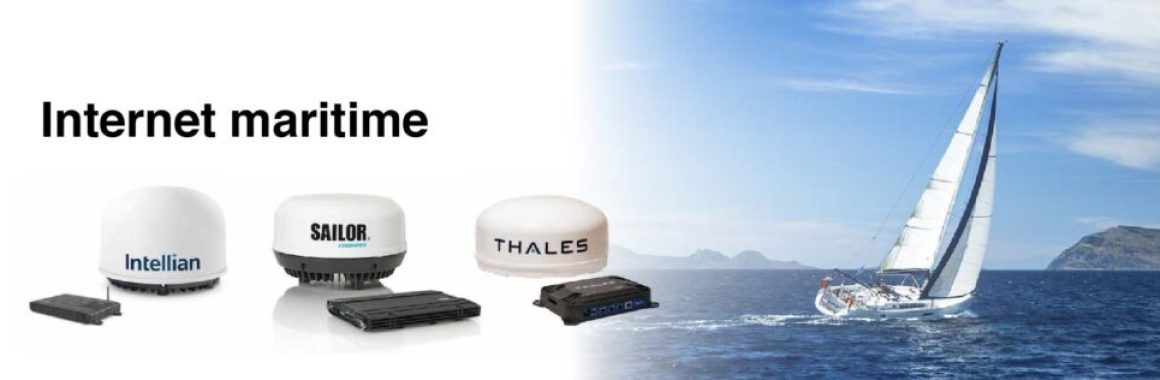 internet maritime satphone