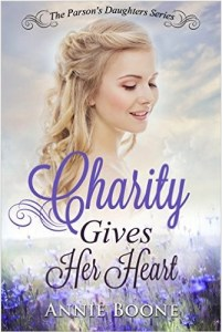 Charity Gives Her Heart