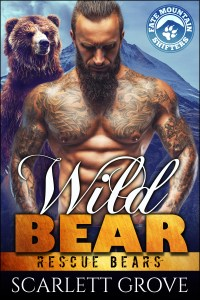 Fate Mountain Shifters - Wild Bear - final