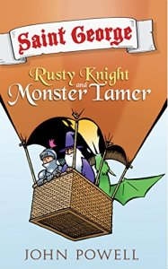 Saint George Rusty Knight and Monster Tamer, Cover