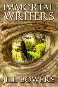 Immortal Writers By Jill Bowers, Cover