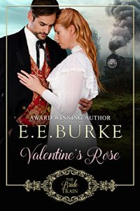 Valentine's Rose, by E. E. Burke, cover, jpeg
