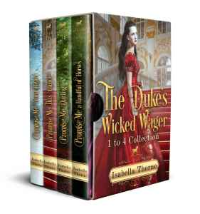 The Dukes Wicked Wager 1-4 collection