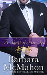 A Sheikh Of Her Own By Barbara McMahon