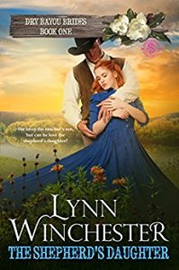 THE SHEPHERD'S DAUGHTER BY LYNN WINCHESTR