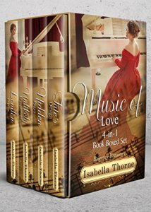 Regency Romance The Music of Love