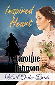 INSPIRED HEART BY AROLINE JOHNSON