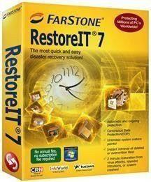 FasrStone RestorIT 2014