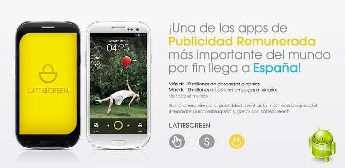 LatteScreen
