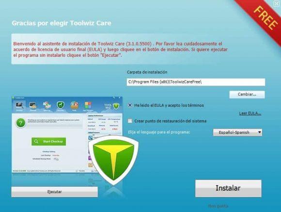 ToolWiz Care: limpieza y mantenimiento gratuito de tu PC