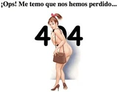 404 mujer desnuda
