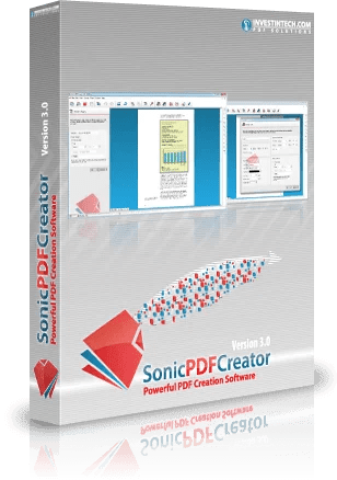 Sonic PDF Creator: creación de documentos PDF gratuito