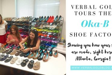 oka-b shoe factory tour