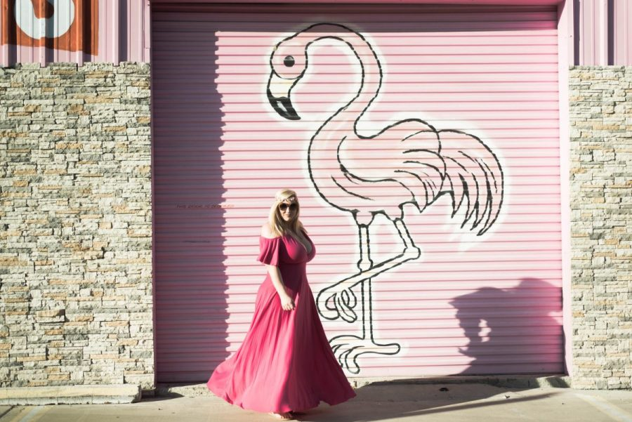 The Most Instagramable Places + Wall Murals in Las Vegas, Nevada!