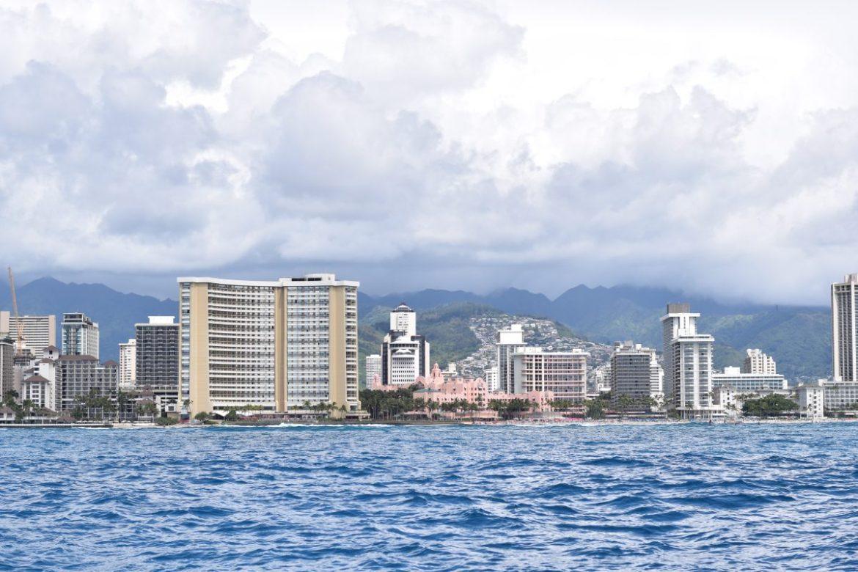 Waikiki Catamaran - CommuniKait - Kait Hanson