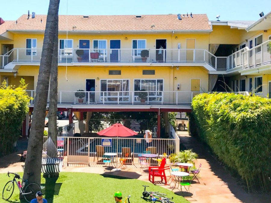 Our Stay at Hotel Del Sol in San Francisco, CA (The Marina)