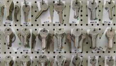 Schlüsseldienst Rohlinge für Schlüssel