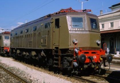 Locomotori e428